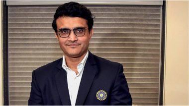 लॉकडाऊन-फ्री! Dubai येथे पोहचताच Sourav Ganguly यांना जाणवले स्वातंत्र्य,IPL 2021 चे उर्वरित सामने पूर्ण करण्यासाठी करताहेत कसरत, पहा Photo