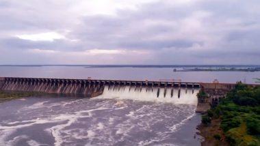 Ujani Water Issue: उजनी पाणी प्रश्नी शेतकरी आक्रमक; बारामती येथे शरद पवार यांच्या निवास्थानाबाहेरील सुरक्षा वाढवली