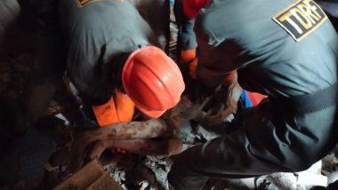 Ulhasnagar Building Collapse Update: उल्हासनगर येथील इमारतीच्या ढिगाऱ्याखाली अडकलेल्या 11 जणांना वाचवले, बचावकार्य अद्यापही सुरू