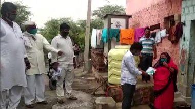 Ruturaj Deshmukh, 21 वर्षीय सरपंच ने सोलापूरच्या घाटणे गावाला  'बी पॉझिटिव्ह, आपला गाव ठेवू कोरोना निगेटिव्ह' मॉडेलने केले कोरोनामुक्त