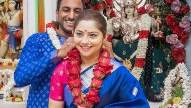 Sonalee Kulkarni Wedding Pics: अभिनेत्री सोनाली कुलकर्णी दुबईत अडकली विवाहबंधनात; पहा तिच्या छोटेखानी लग्नाचे फोटो