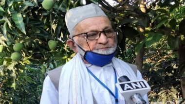 Mango Man Kaleemullah Khan यांनी आमराईत आंब्यांच्या नव्या जातींना कोविडयोद्धांची नावं देत अर्पण केली अनोख्या अंदाजात श्रद्धांजली