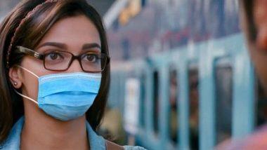 मुंबई लोहमार्ग पोलिसांकडून Deepika Padukone च्या डायलॉगमधून मुंबईकरांना मास्क घालणं न विसरण्याचा सल्ला