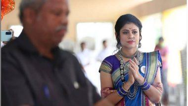 आई कुठे काय करते फेम अभिनेत्री अश्विनी महांगडे च्या वडिलांचं कोविड 19 मुळे निधन