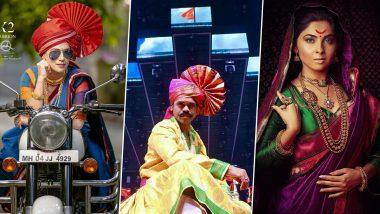 महाराष्ट्र दिनाचे औचित्य साधून सोनाली कुलकर्णी, सिद्धार्थ जाधवसह मराठी कलाकारांनी सोशल मिडियावर शेअर केले मराठमोळ्या अंदाजातील खास फोटोज, See Pics