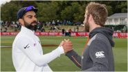 IND vs NZ ICC WTC Final 2021 Live Streaming and TV Telecast: भारत विरूद्ध न्युझिलंड सामन्याचं  DD Sports Channel 1 वर पहा थेट प्रक्षेपण