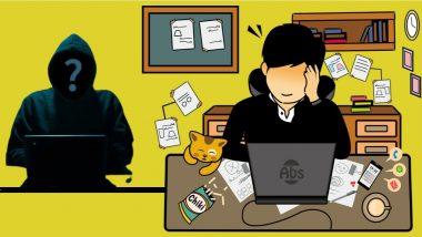 Work From Home: 'वर्क फ्रॉम होम' दरम्यान जगभरात हॅकींगच्या प्रमाणात वाढ