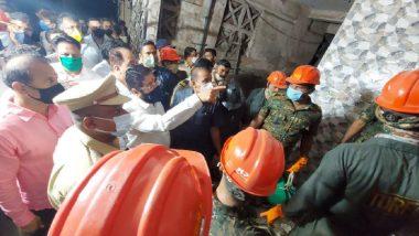 Ulhasnagar Building Collapsed Update: उल्हासनगर मधील साई शक्ती इमारत दुर्घटनेतील मृतांचा आकडा वाढला; कुटुंबियांना 5 लाखांची मदत जाहीर