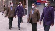 हिमाचल प्रदेश चे मुख्यमंत्री जयराम ठाकूर यांनी शिमल्यात कोरोना कर्फ्यूची केली पाहणी