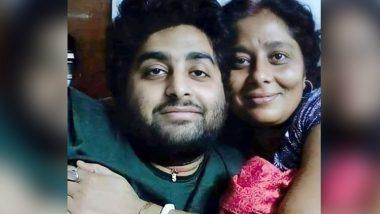 Arijit Singh ची आई Aditi Singh चे निधन, कोरोनाविरुद्धची लढाई ठरली अपयशी- रिपोर्ट्स