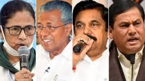 Assembly Election Results 2021 Live Streaming: पश्चिम बंगाल, तामिळनाडू, केरळ, असम, पुदुच्चेरी विधानसभा निवडणुकीची मतमोजणी सुरु; CNN News18 वर पहा निकालाचे थेट प्रक्षेपण