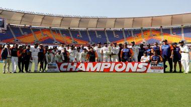 ICC World Test Championship च्या अंतिम सामन्यासाठी आणि इंग्लंड दौऱ्यातील Test series साठी टीम इंडियाची घोषणा
