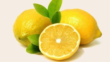 Lemon Medical Benefits: फक्त कोंड्याच्याच समस्येवरच नाही तर अशा अनेक अडचणींवर गुणकारी आहे लिंबू; जाणून घ्या फायदे