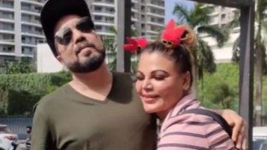 Kiss Controversy नंतर अनेक वर्षांनी Rakhi Sawant व Mika Singh यांची भेट; आपण आता मित्र असल्याची मिडियासमोर कबुली (Watch Video)
