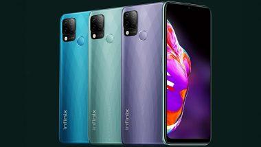 Infinix Hot 10S स्मार्टफोन भारतात आज दुपारी 12 वाजता होणार लॉन्च; पहा फिचर्स, किंमत आणि स्पेसिफिकेशन्स