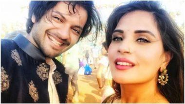 मिर्झापूर फेम Ali Fazal आणि Richa Chadha अडकले विवाहबंधनात? गुड्डू भैयाने शेअर केला मेहंदीचा फोटो (See Photo)