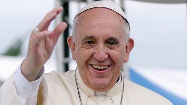 Coronavirus: भारतामधील कोरोना विषाणू संक्रमणाच्या स्थितीबाबत Pope Francis यांचे ट्वीट; केली भारतीयांबद्दल प्रार्थना