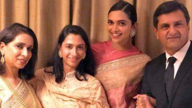 अभिनेत्री Deepika Padukone च्या संपूर्ण कुटुंबाला Covid-19 ची लागण; वडील Prakash Padukone रुग्णालयात भरती, तर आई व बहिण घरीच आयसोलेट