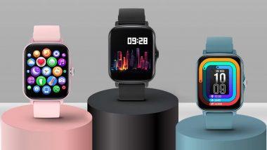 Fire-Boltt Beast Smartwatch भारतात लॉन्च; Meditative Breathing फिचरसह काय आहे खासियत आणि किंमत? जाणून घ्या