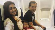 Shweta Tiwari वर भडकला पती Abhinav Kohli; 4 वर्षांच्या मुलाला हॉटेलमध्ये ठेऊन परदेशी गेली असल्याचा गंभीर आरोप (Watch Video)