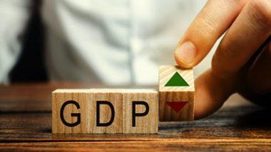 India GDP Growth: भारताचा आर्थिक विकासदर 2019 रोजी असलेल्या 4.0% च्या तुलनेत 2020-21 वर्षासाठी 7.3 टक्क्यांवर पोहचला