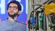 आदित्य ठाकरे यांच्या वाढदिवसानिमित्त आज डोंबिवली मध्ये 1 रुपयांत पेट्रोल; नागरिकांची तुफान गर्दी (Watch Video)