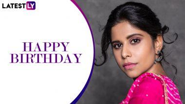 Happy Birthday Sai Tamhankar: सई ताम्हणकर हिच्या वाढदिवसानिमित्त प्रिया बापट, स्वप्निल जोशी यांच्यासह 'या' कलाकारांनी खास पोस्ट करत दिल्या शुभेच्छा!