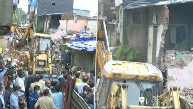Mumbai Building Collapsed Update: मालवणी मालाड दुमजली इमारत कोसळल्याच्या दुर्घटनेतील मृतांचा आकडा 11 वर