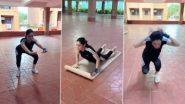अंकिता लोखंडे ने शेअर केला Workout Video; अभिनेत्रीचा फिटनेस पाहून चाहते दंग