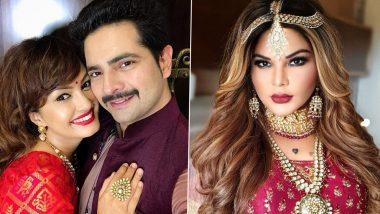 Karan Mehra-Nisha Rawal वादावर Rakhi Sawant ने दिली 'ही' प्रतिक्रिया, पाहा काय म्हणाली