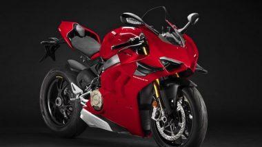 2021 Ducati Panigale V4 भारतात लॉन्च, दमदार इंजिनसह मिळणार 'हे' खास फिचर्स