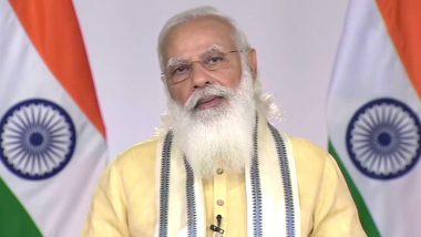 International Yoga Day निमित्त पंतप्रधान नरेंद्र  मोदी सकाळी 6.30 वाजता देशाला संबोधित करणार