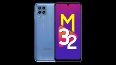 Samsung Galaxy M32 आज भारतात होणार लॉन्च; काय असतील स्मार्टफोनचे फिचर्स आणि किंमत? जाणून घ्या