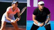 Tokyo Olympics 2020: Tennis doubles मध्ये भारतीय जोडी Sania Mirza, Ankita Raina चा पहिल्या फेरीत पराभव
