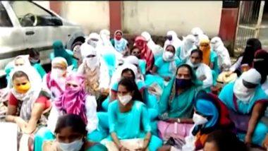 Asha Workers on Strike: महाराष्ट्रातील 70 हजार आशा कर्मचारी आजपासून संपावर, विविध मागण्या मान्य करण्यासाठी Work From Home