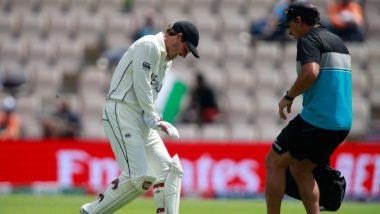 IND vs NZ WTC Final 2021: न्यूझीलंडच्या या जिगरबाज खेळाडूने अंतिम टेस्ट सामन्यात दाखवला दम, बोट मोडलं तरी सोडलं नाही मैदान