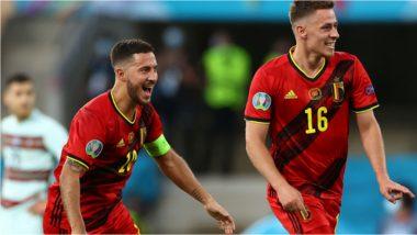 EURO 2020: रोनाल्डोच्या पोर्तुगालच्या प्रवासाला राऊंड ऑफ 16 मध्ये लागला ब्रेक, बेल्जियमकडून 0-1 ने झाला पराभूत