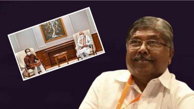 Shiv Sena-BJP: ठाकरे-मोदी भेटीनंतर भाजप प्रदेशाध्यक्ष चंद्रकांत पाटील यांची शिवसेनेला ऑफर 'आम्ही कधीही तयार आहोत'