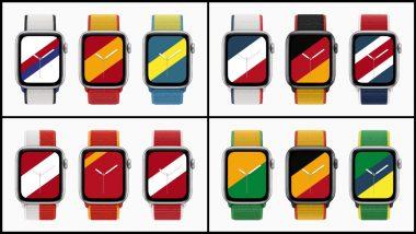 Apple Watch Series 7: अॅपल नवीन Apple Watch Series 7 लाँच करण्याच्या तयारीत, 41mm ते 45mm आकारात असल्याची शक्यता