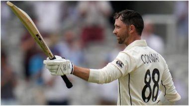 ENG vs NZ 1st Test: न्यूझीलंडच्या या नवख्या फलंदाजाने मोडला Sourav Ganguly चा 25 वर्ष जुना रेकॉर्ड, Lord's येथे डेब्यू सामन्यात केल्या इतक्या धावा