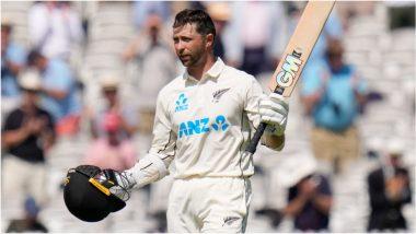 ENG vs NZ 1st Test 2021: क्रिकेटसाठी 'या' किवी धडाकेबाज फलंदाजाने घर-गाडीसकट सर्व काही विकलं, आता इंग्लंडच्या धर्तीवर डेब्यू सामन्यात रचला इतिहास