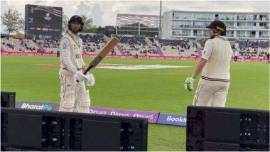 IND vs NZ WTC Final 2021 Day 3:चहापानापर्यंत न्यूझीलंड बिनबाद 36 धावा, टीम इंडिया विकेटच्या शोधात