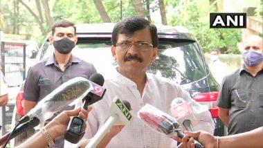 'पुणे महापालिका निवडणुकीत युतीसाठी आम्ही अजित पवार व शरद पवार यांच्याशी चर्चा करू'- Shiv Sena MP Sanjay Raut