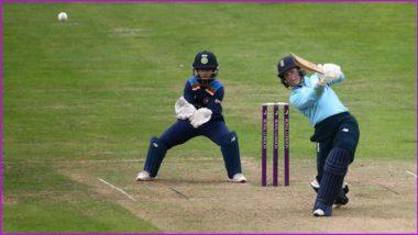 ENG(W) Vs IND(W) 1st ODI 2021: टॅमी ब्यूमॉन्ट, नताली सायव्हर यांची तुफानी खेळी, इंग्लंडचा भारतावर 8 विकेट्सने विजय