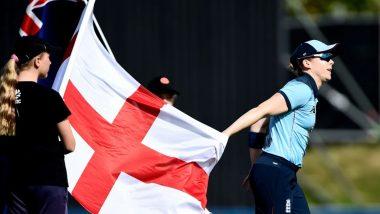 IND W vs ENG W ODI 2021: भारताविरुद्ध वनडे मालिकेसाठी इंग्लंडचा महिला संघ घोषित, दोन खेळाडूंना पदार्पणाची संधी