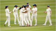 IND W vs ENG W Test 2021 Day 3: स्मृती-शेफालीची रेकॉर्ड ब्रेक भागीदारी व्यर्थ, टीम इंडिया पहिल्या डावात 231 धावांवर ढेर; इंग्लंडने दिला फॉलोऑन