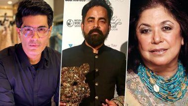 फॅशन डिझायनर्स Manish Malhotra, Sabyasachi आणि Ritu Kumar यांना मनी लॉन्ड्रिंगप्रकरणात ईडीने बजावला समन्स; जाणून घ्या सविस्तर
