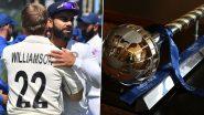 ICC WTC Final 2021 Prize Money: वर्ल्ड टेस्ट चॅम्पियनशिप विजेता संघ होणार मालामाल, मिळणार तब्बल इतक्या कोटींची बक्षिस रक्कम