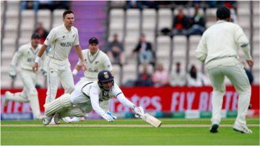 IND vs NZ WTC Final 2021 Day 2: न्यूझीलंड गोलंदाजांचे शानदार कमबॅक, लंचपर्यंत टीम इंडिया 2 बाद 69 धावा