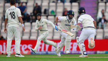 IND vs NZ WTC Final 2021 Day 2: टीम इंडियाचे शतक पूर्ण, विराट कोहली-अजिंक्य रहाणेकडून आशा; Tea ब्रेक पर्यंत भारताचा स्कोर 120/3